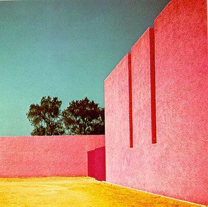路易斯·巴拉干Luis Barragan(墨西哥1902-1988)建筑作品集1 - 刘懿工作室 - 刘懿工作室 YI LIU STUDIO